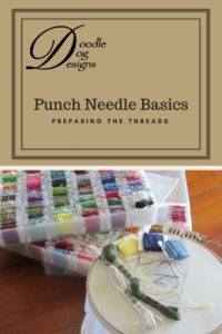 Preparing the Threads