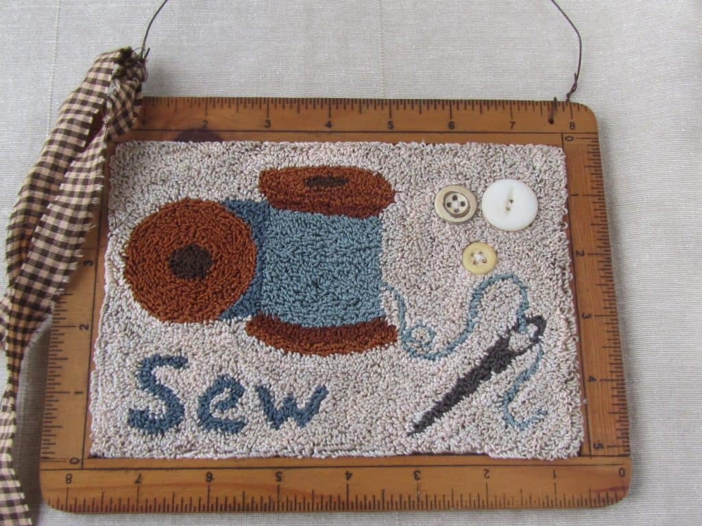 Sewing Notions Punch Needle