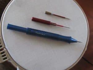3 Strand Punch Needles