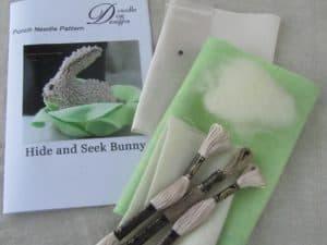 Hide & Seek Bunny Kit