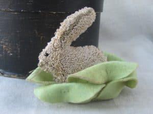 Dyed Hide & Seek Bunny