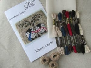 Liberty Lambs Kit