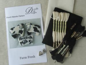 Farm Fresh Needle Punch Kit