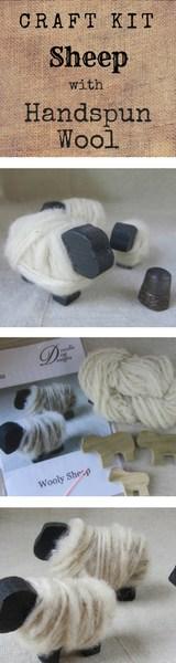 Sheep Craft Kit