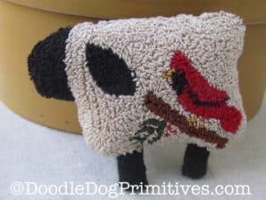 Winter Sheep Bowl Filler