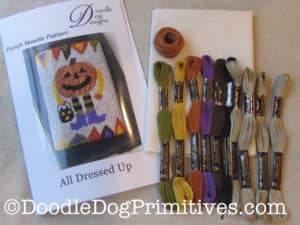 Halloween Punch Needle Kit