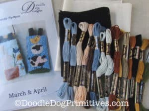 March & April Banners Kit
