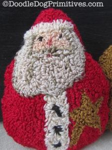 Red Santa