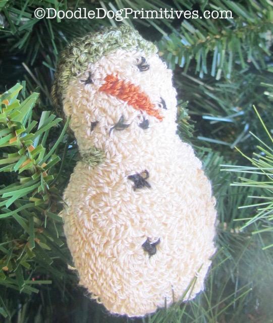Snowman Bowl Filler