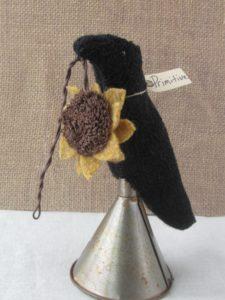 Primitive Crow Make-do