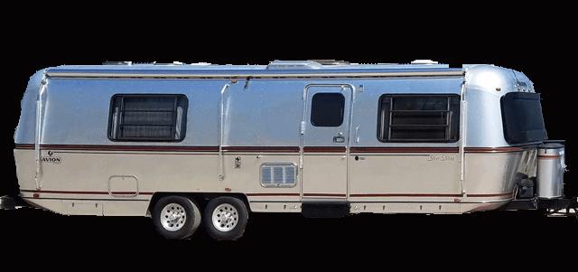 1986 Avion Camper