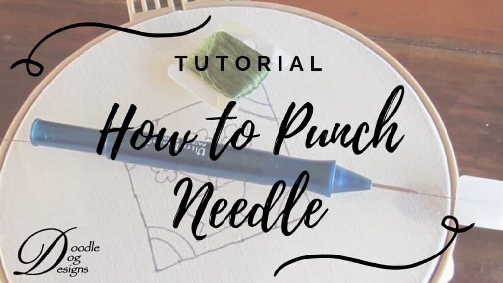 Getting Started with Punch Needle