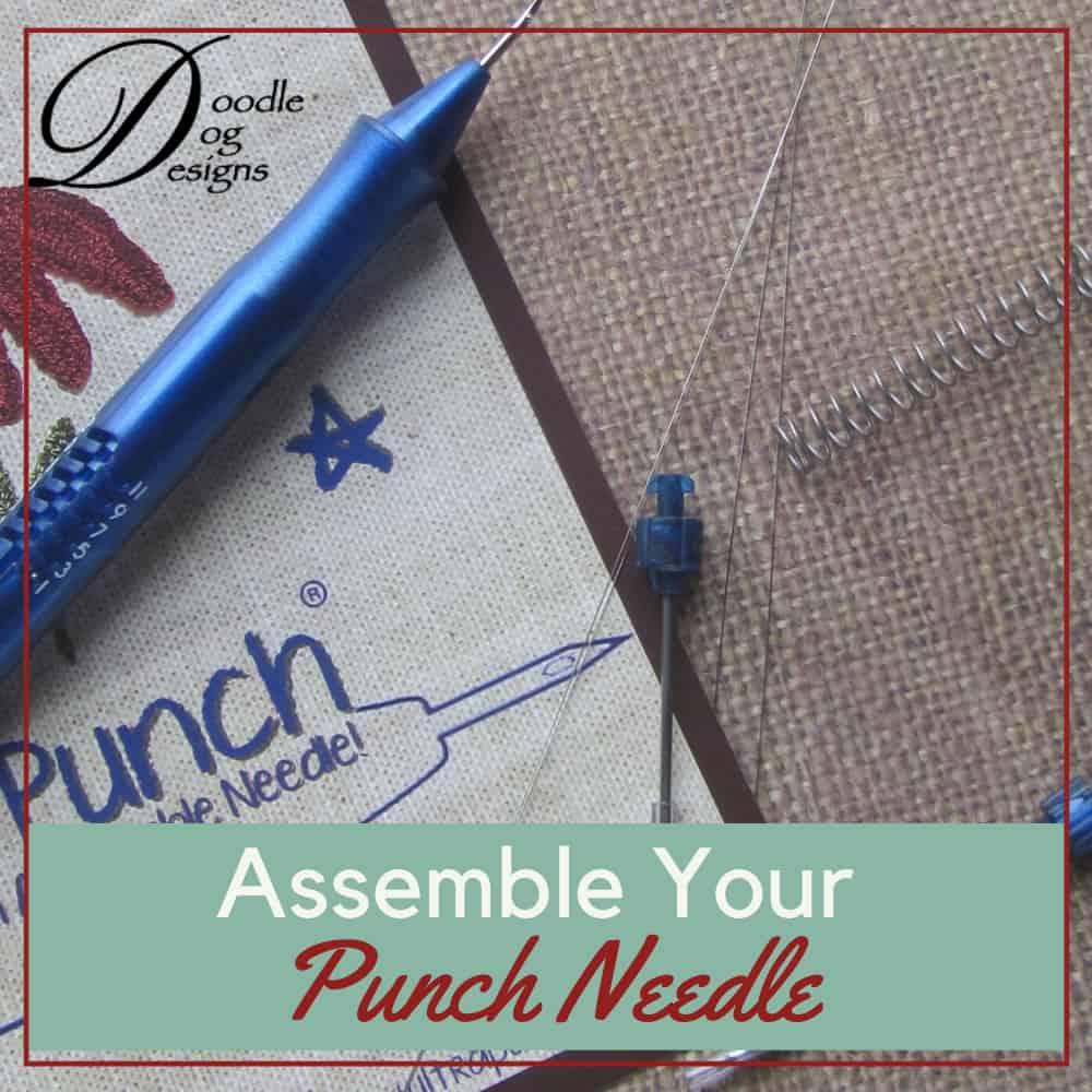 Assemble Ultra Punch Needle