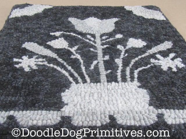 wool folk art