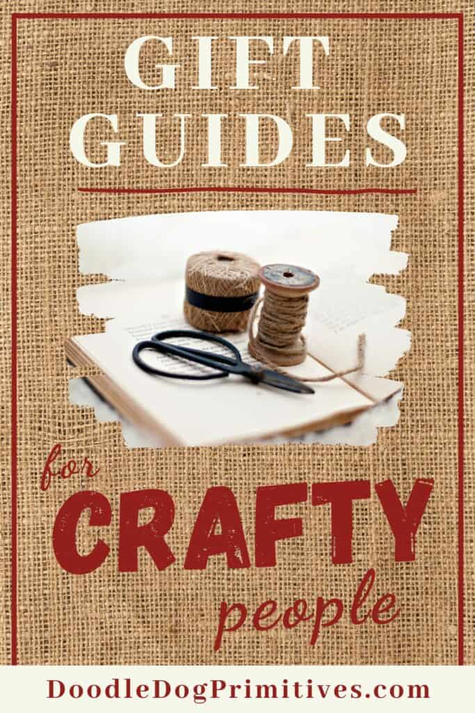 gift guides for crafty people