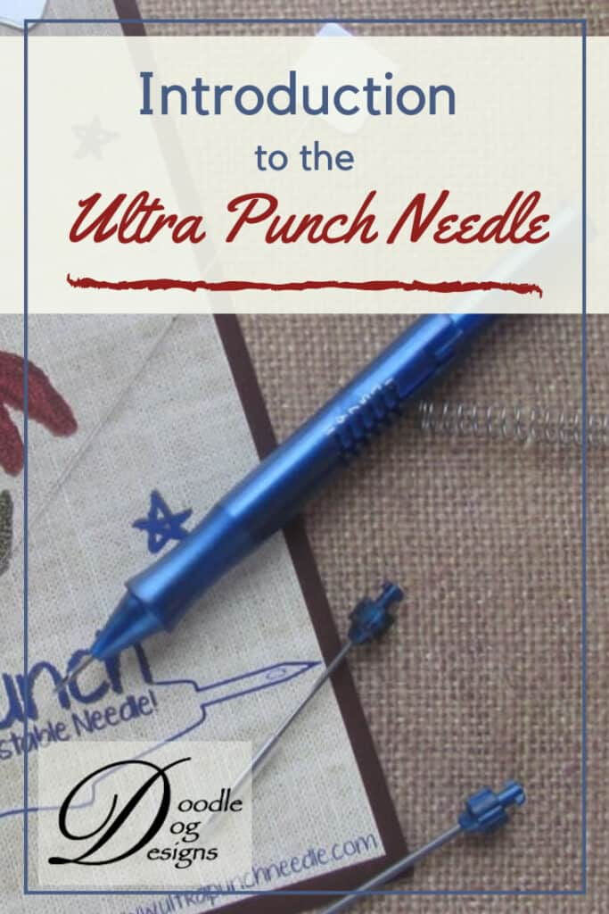 Introduction to the Ultra Punch Needle