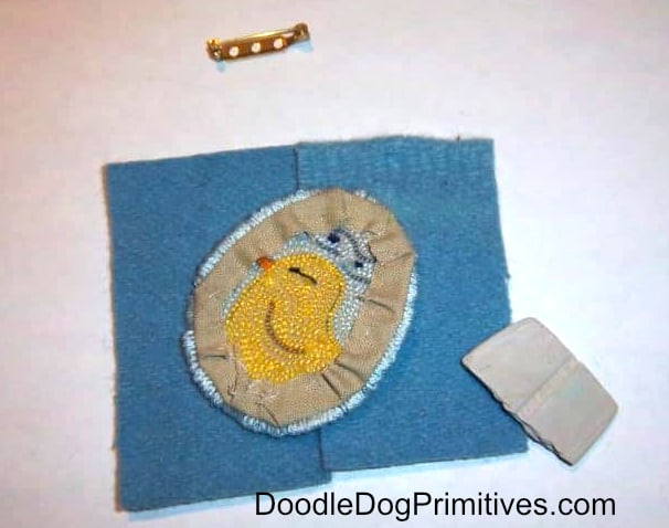 chick pin supplies