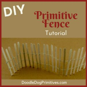 Primitive Fence Tutorial