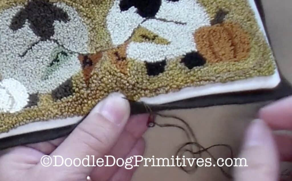 Catch weavers cloth & wool