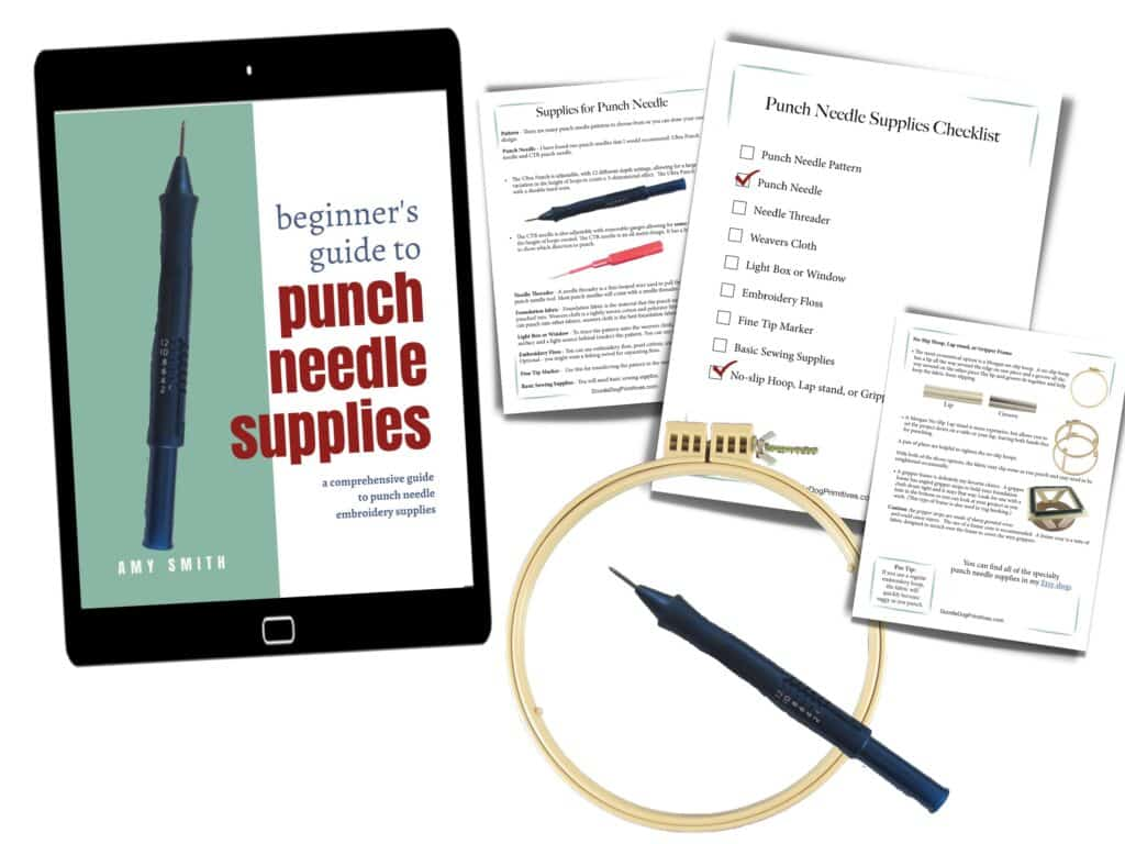 punch needle supplies download
