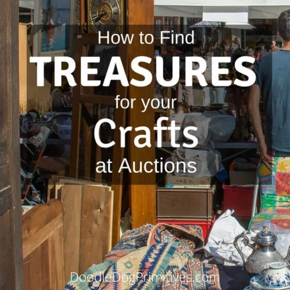 treasures for crafts