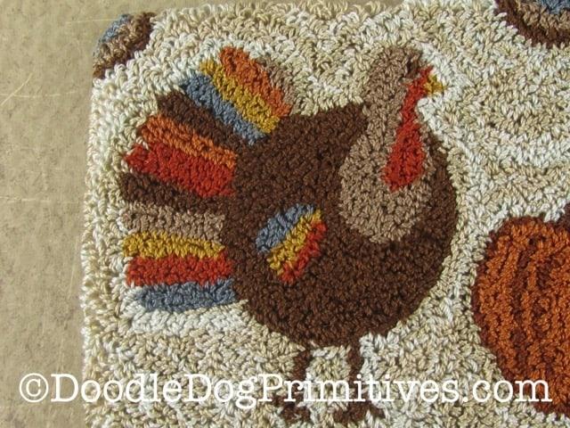 Primitive turkey