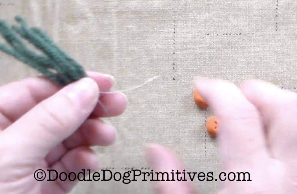 twist wire yarn