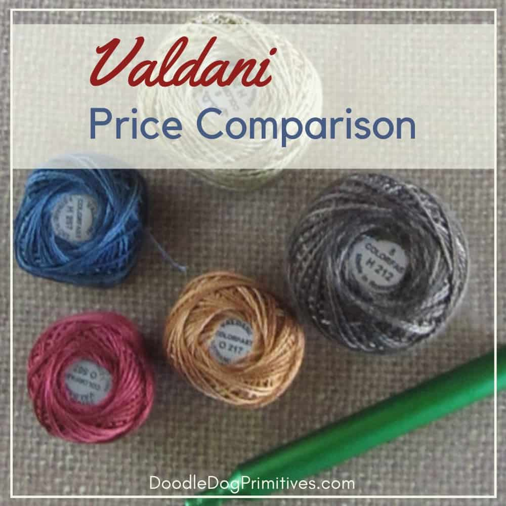 valdani price comparison