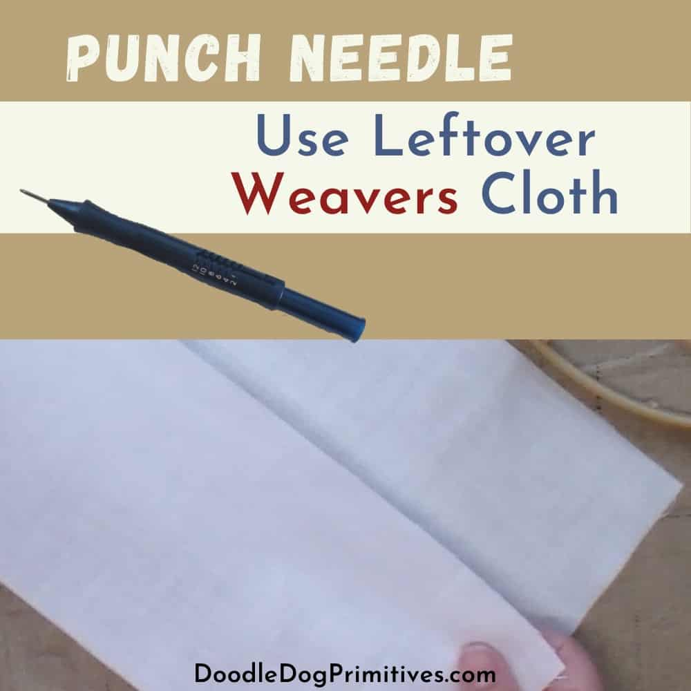 Leftover Weavers Cloth